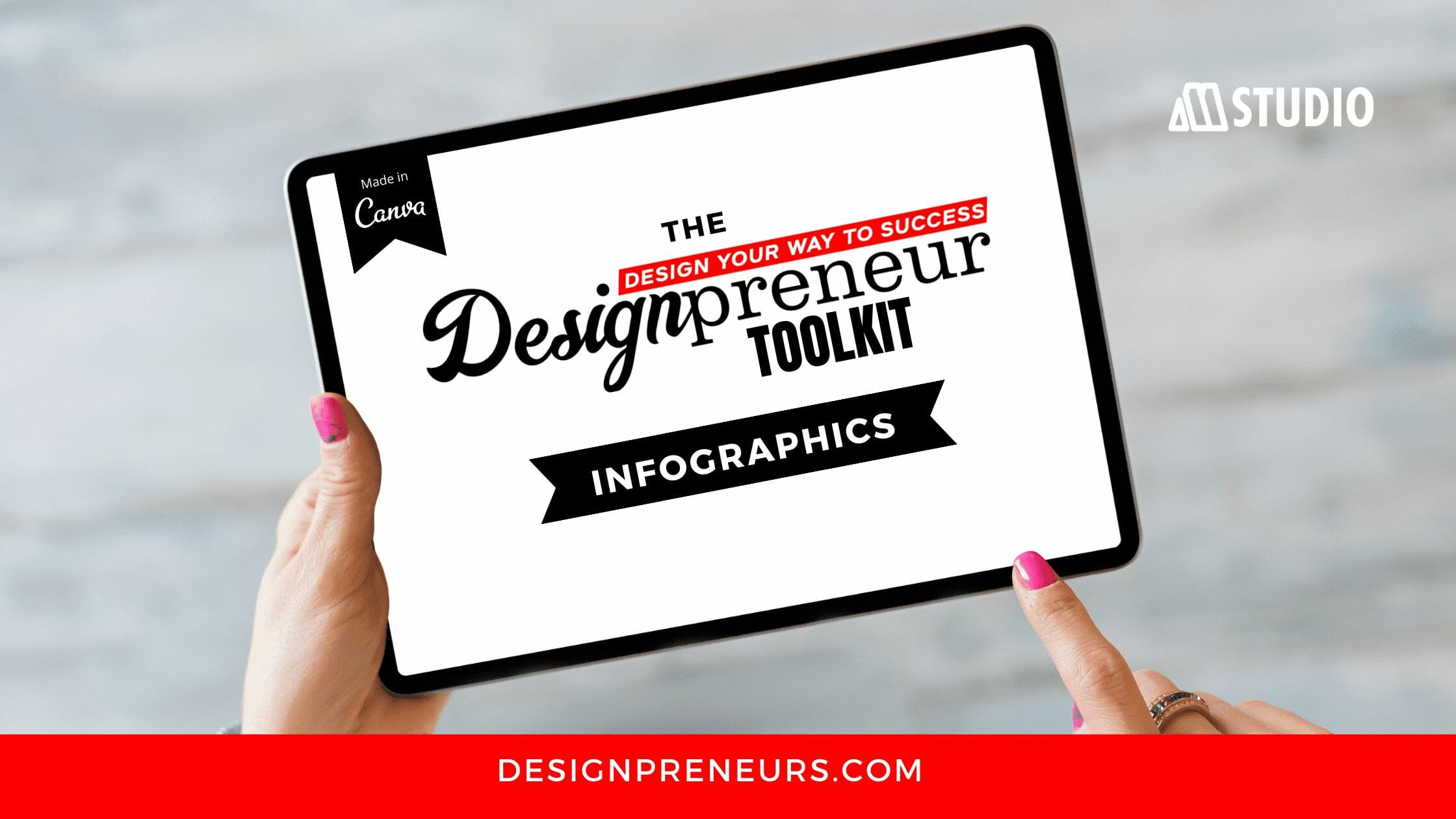 Top 5 Online Infographic Makers in 2020 for Designpreneurs [Infographic]