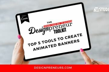 Top 5 Tools to Create Animated Banners